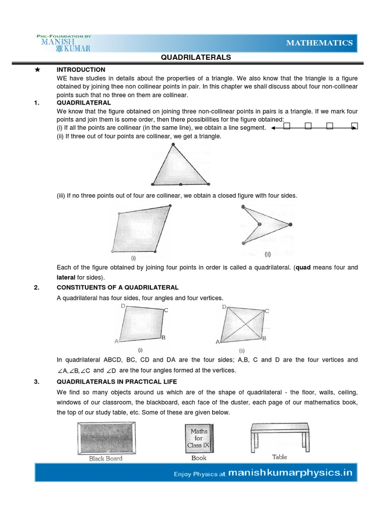 Quadrilateral rectangle triangle ccuart Image collections