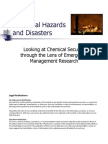 Industrial Hazards