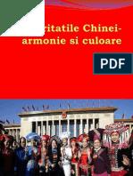 Minoritatile Chinei-Armonie Si Culoare(I)