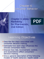 Chapter6 Consumer Behavior