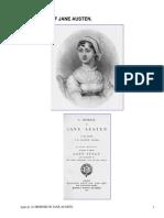 Memoir of Jane Austen by Austen-Leigh, James Edward, 1798-1874