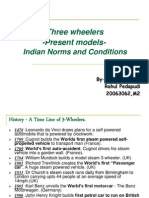 3 Wheel Vehicles