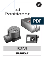 FLOWSERVE PMV D3 IOM EN MANUAL DIGITAL POSITIONER