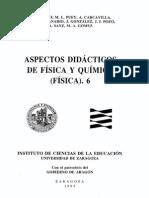 Aspectos didacticos