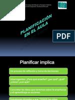 Planificacion de Los Aprendizajes