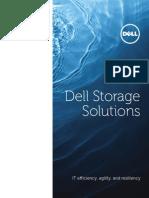 Dell Storage Portfolio Brochure 0612