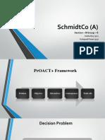 SchmidtCo (A)