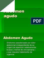 abdomen agudo GASTON