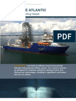 Norshore Atlantic Specifications MRS