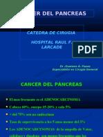 CANCER DEL PANCREAS