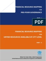 Financial Resource Mapping