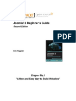 Chapter No.1 A New and Easy Way to Build Websites