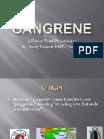 Gangrene Powerpoint