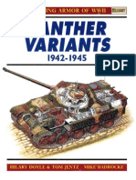 (eBook) - Osprey Publishing - Fighting Armor of Ww2 - Panther Variants 1942-1945