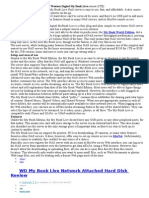 Western Digital My Book Live Review