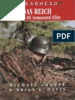 Das Reich Waffen-ss Armoured Elite