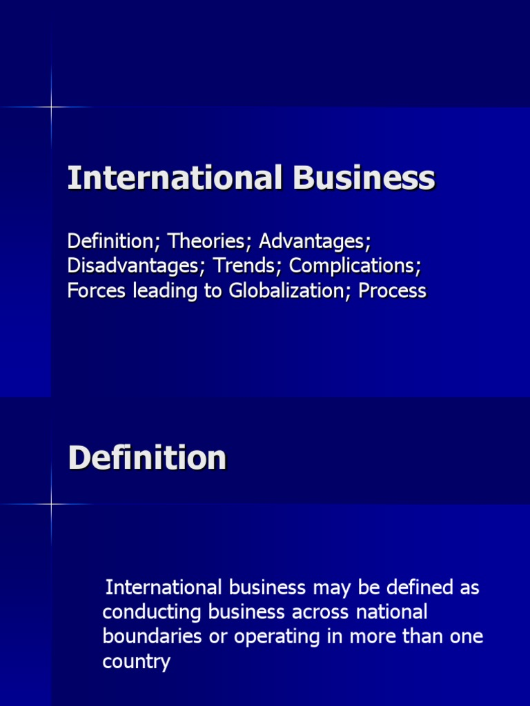 what is globalization and its advantages and disadvantages