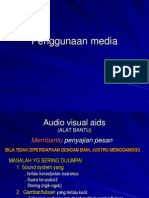 12.Penggunaan Media