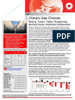 China's Gas Choices Beijing, Tianjin, Hebei Burgeoning Demand Faces Midstream Bottlenecks April 2014