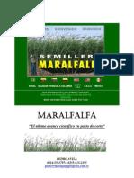 Estudio sobre Maralfalfa