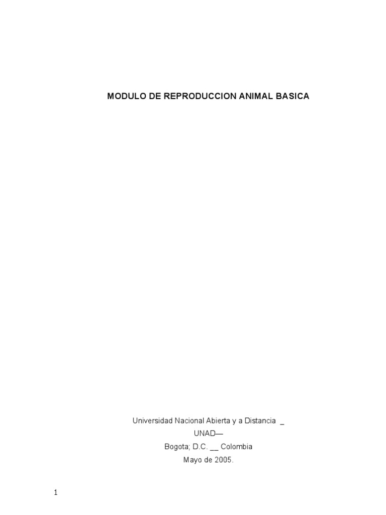 Manual de reproduccion animal