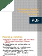 Peningkatan Standar Pelayanan Pegawai Tata Usaha