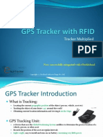 GPS Tracker With RFID