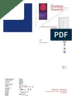 Catalogo Mostra Vasarely Fontana