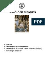 Curs 2 Semiologia Cutanata