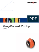 4000 Omega Elastomeric Couplings Catalog