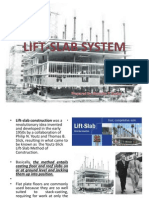 Lift Slab System