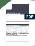 8. Logistica en Pisos