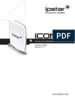 ICON (IPX-3200) IPSTAR Satellite Terminal Release 1.1