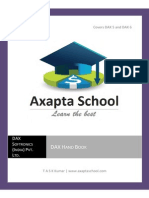 DAX Hand Book