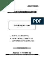 Diseño Industrial - Semestre I