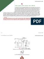 12V _ 230V 50Hz Square Wave Inverter With IR2153