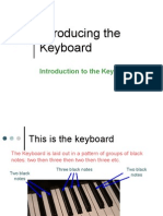 Introduction Keyboard Scheme of All Lessons Pp