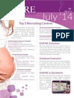 EMPiRE Newsletter July 14