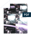 Tub fluorescent alimentat la 12V+ionizator de aer+ ALTELE