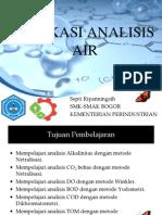 Aplikasi Air