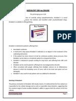 Online Modalert | Modalert 200 mg By buystrip