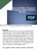 Fluidra SA - Financial and Strategic SWOT Analysis Review