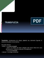 1. transfuzia