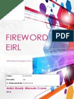 MONOGRAFIA FIREWORD  EIRL