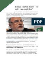 Entrevista a Juan Francisco Martín Seco_Publico_Marzo2013