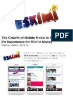 The Growth of Mobile Media in Nigeria and Its Importance for MobileMoney - Eskimi (1)