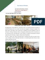 The Schools of Oltenita