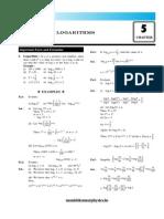 05. Logarithms