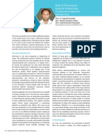 Role Of Pharmacist Beyond Dispensing