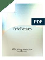 28 21 Excise All Procedures